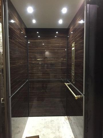 Sleek And Modern Residential Elevators Installed By