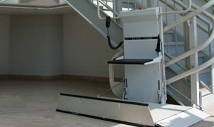 Omega Wheelchair Lift
