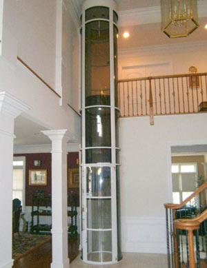 Vacuum Elevator Pve37 Residential Elevator Nyc Nj