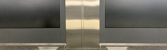 Invisible Wheelchair Lifts at the Bloomberg Building
